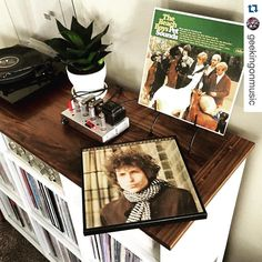 "(#Repost from @geekingonmusic) #BobDylan & #TheBeachBoys both dropped masterpieces on us 50 years ago today on May 16 1966 in #BlondeOnBlonde and #PetSounds respectively. This has to cement May 16th as one of the great music days in history. Both of these albums show up on every ""Best Albums Of All Time"" list the #RollingStone has them both in the top 10.  I could go on and on but I think I'm just going to enjoy them tonight. Hope you get a chance to spin them yourself. #vinyl #nowspinning…"