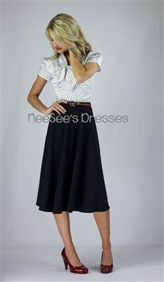 Crepe Mid Length Skirt, mikarose, mikarose summer, mikarose summer 2013, pencil skirt, modest skirt, church skirt, lds, lds clothing, modest...