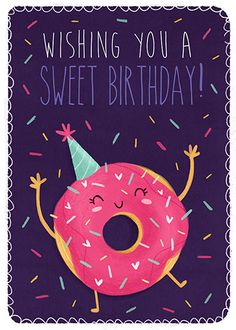 Greeting Cards on Behance by: Lindsay Dale-Scott - Happy Birthday Funny - Funny Birthday meme - - Greeting Cards on Behance by: Lindsay Dale-Scott The post Greeting Cards on Behance by: Lindsay Dale-Scott appeared first on Gag Dad. Birthday Wishes And Images, Birthday Wishes For Friend, Happy Birthday Messages, Happy Birthday Quotes, Happy Birthday Greetings, Birthday Pictures, Free Happy Birthday, Funny Happy Birthday Meme, Happy Birthday Donut