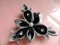 flower in the art kanzashi