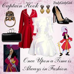 Disney Style: Captain Hook