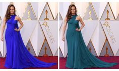 We Restyled the Oscar Gowns and Made Celebs Look Even Better - Beauty News NYC