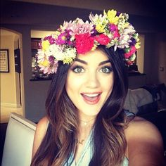 Lucy Hale Reveals Crush on Pretty Little Liars Cast Mate