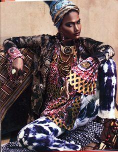 african prints on arlenis