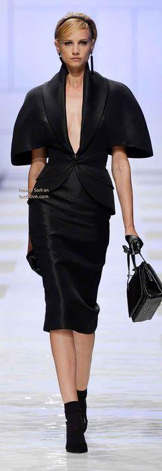 Fausto Sarli Fall Winter 2013-14 Haute Couture » bcr8tive