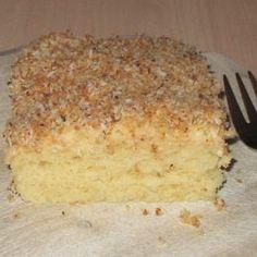 Wattekuchen Cotton Cake, German Cake, Mary Recipe, Macaroons, Cakes And More, Cornbread, Vanilla Cake, Banana Bread, Macaroni And Cheese