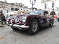 2017 Mille Miglia: The Race With The Most Beautiful (Back)Stage in the World