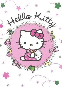 Sanrio Officially Licensed Hello Kitty Utility Mat All-weather Floor mat car ect
