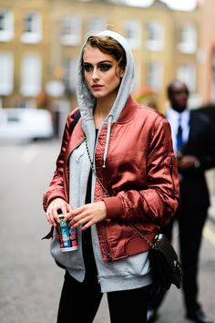 The Best Street Style From London Fashion Week More