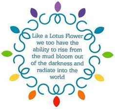 1000 Ideas About Lotus Flower Quote On Pinterest Lotus