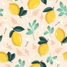 If only our Mint Lemon Mural Wallpaper was scratch and sniff! This self-adhesive lemon wallpaper is made of vinyl fabric and comes in many panel sizes. Mint Wallpaper, Wallpaper Panels, Fabric Wallpaper, Wallpaper Backgrounds, Nursery Wallpaper, Flower Wallpaper, Wallpaper Ideas, Lemon Background, Background Ideas