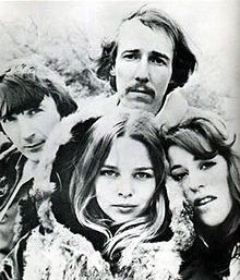 "The Mamas & The Papas release ""If You Can Believe Your Eyes And Ears"" featuring the classic ""Monday Monday""."