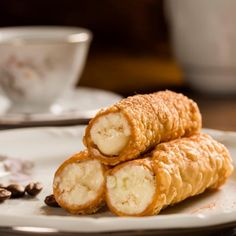 Cannoli do Poderoso Chefão  Aprenda a preparar esse doce clássico italiano!