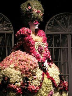Floral Fashion..