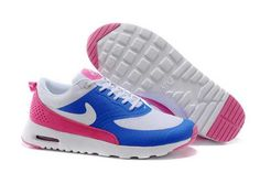 new arrival 87ee8 e7a0d Buy Womens Nike Air Max Thea Running Shoes Royal Blue White Pink TopDeals  from Reliable Womens Nike Air Max Thea Running Shoes Royal Blue White Pink  ...