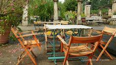 garden furniture at historische bauelemente berlin