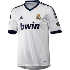 adidas Real Madrid Home Jersey (Ronaldo   Ozil names available) US Men s  Sizes 3be8a69cc