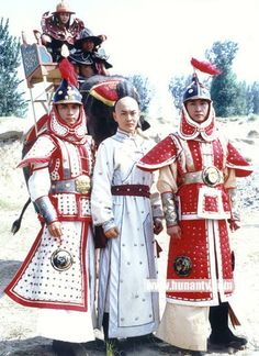 Qing Dynasty Clothes