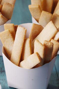 Sugar Cookie FriesDelish