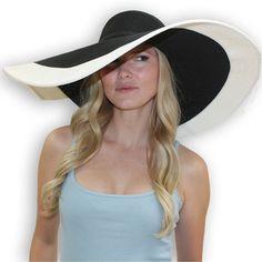 0a748fa6166 Rebecca 8 Inch Wide Brim Derby Sun Hat Large - UPF 50 Sun Protective Hat  For Women - CH11JSLMBNX
