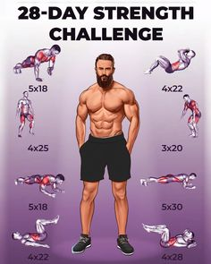Abs And Cardio Workout, Gym Workouts For Men, Full Body Hiit Workout, Gym Workout Chart, Workout Routine For Men, Kickboxing Workout, Gym Workout Videos, Gym Workout For Beginners, Mens Health Workout