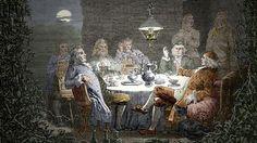 The Lunar Society Charles Darwin