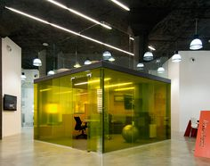 Autodesk Office Tel Aviv by Studio BA
