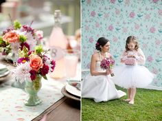 Fifties Wedding Inspiration