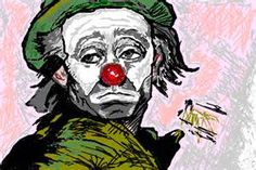 Imagens de Rostos Tristes - Bing Imagens Sad Faces, Joker, Fictional Characters, Art, Art Background, Kunst, The Joker, Performing Arts, Fantasy Characters