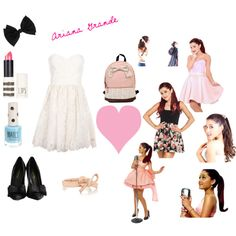 """Ariana Grande (Style)"" by selbeauty on Polyvore"