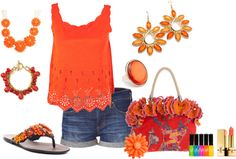 Vacation-Fun in the Sun !!, created by fashiongirl-26 on Polyvore