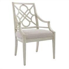 Fairlane-Wood Arm Chair in Luna