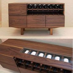 Skylight Wine Credenza, UNFORTUNATELY NOT FOR SALE ANYMORE