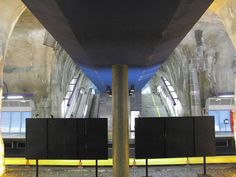 Metrô Copacabana Subway Copacabana Estação Cardeal Arcoverde Metrô Rio de Janeiro metrorio