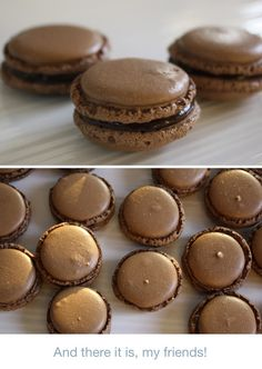 Step-by-Step French Macarons recipe
