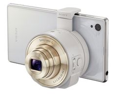 Sony Cyber Shot QX10 Lens Style Camera Review