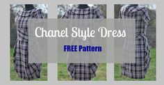 Some of the links in this post contains affiliate links and I will be compensated if you make a purchase after clicking on my links.   The Free sewing pattern looks like a Chanel Little Black Dress.  It has a … Read More