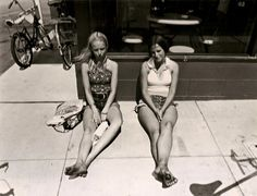 Photo by the Great Bill Owens, 1970s.