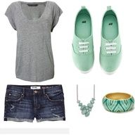 Cute summer outfit !!!!!!!