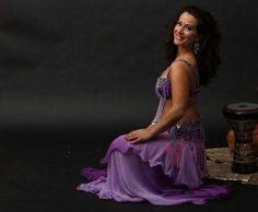 La bellezza della #danzadelventre accompagnata dall #darbuka