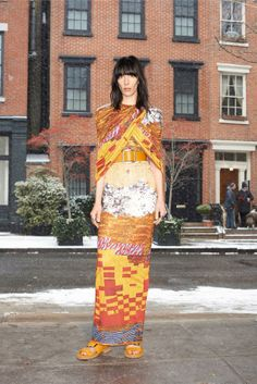 Givenchy PF '14 look book