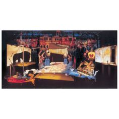 DALÌ - Opera 1 100x50 cm #artprints #art #prints #interior #design #SalvadorDalí #Dalí Scopri Descrizione e Prezzo http://www.artopweb.com/autori/salvador-dali/EC21977