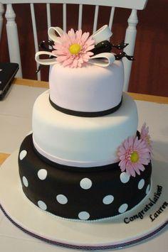 CakeCentral Lauren's High School Graduation Cake — Graduation