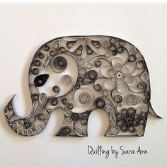 elephantinsey: quilling