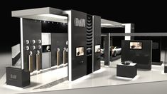 Bowers & Wilkins exhibition stand, CES Las Vegas, Society of Sound, 800 Series