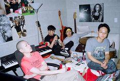 KOSZINE : Up And Coming Band Hyukoh (혁오):20代憤怒青年的自我表證