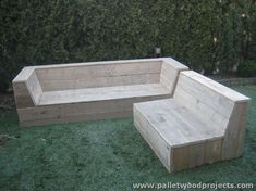 Creative Furniture Ideas with Wood Pallets - Creative Furniture Ideas with Wood Pallets Pallet Garden Sitting Outside Furniture, Diy Outdoor Furniture, Pallet Furniture, Garden Furniture, Furniture Ideas, Furniture Nyc, Outdoor Couch, Outdoor Seating, Garden Seating