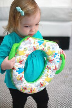 potty train in 3 days - going to try it this weekend - we will see how it goes :)