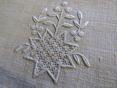 White Embroidery, Cutwork, Advent, Needlework, Style Ancien, Calendar, Crazy Quilting, Quilts, Sewing