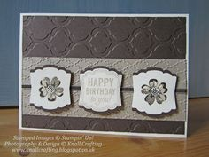 SU Label Love, Stippled Blossoms,Fancy Fan E F, Artisan Label www. Embossed Cards, Butterfly Cards, Card Maker, Birthday Cards, Diy Birthday, Birthday Wishes, Fancy, Card Sketches, Love Cards